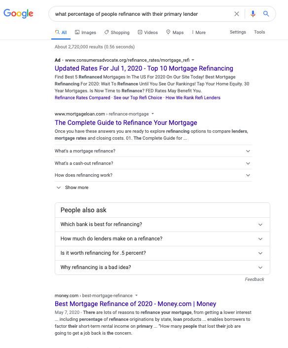 SimpleQuestion_GoogleQuerySERP