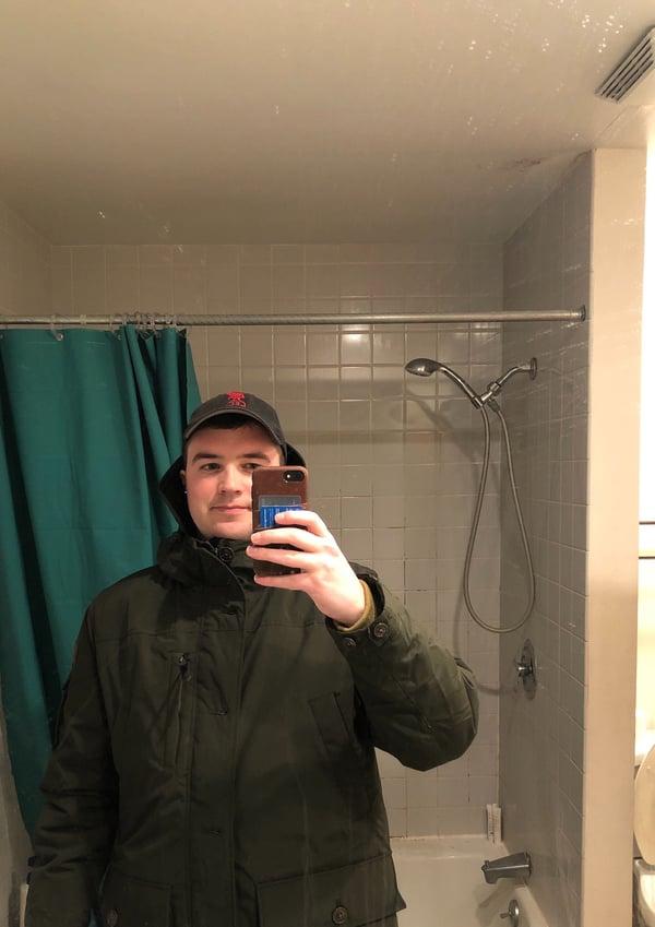 Jack-winter-jacket-selfie