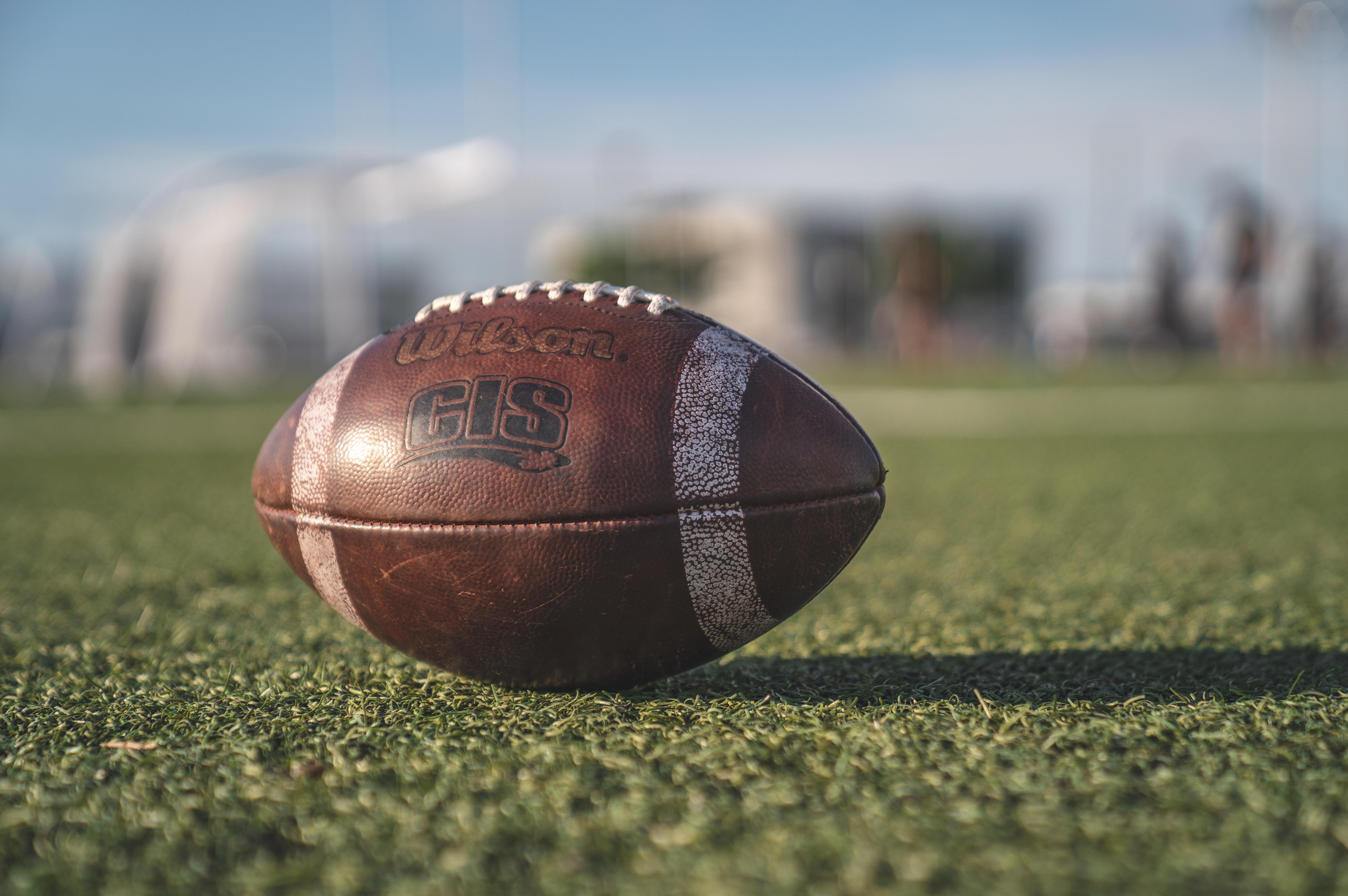 football-on-grass